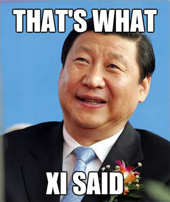 China's Got a New President