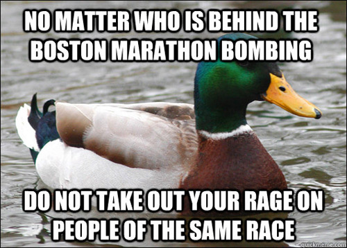 Actual Advice Mallard Knows What's Up