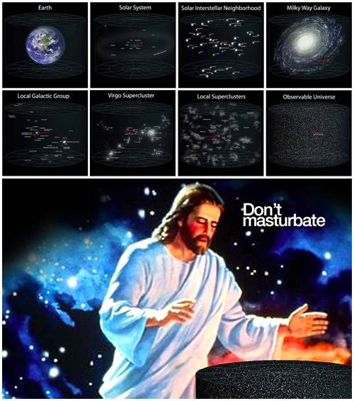 Jesus is Always Watching You