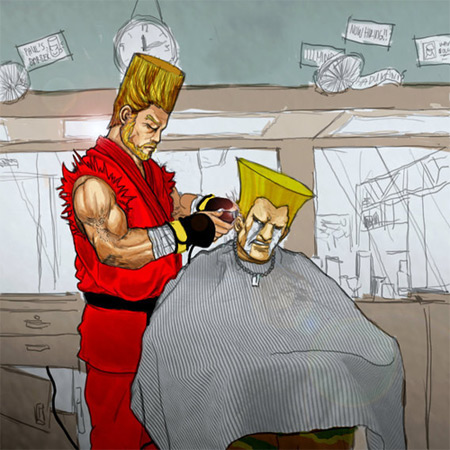 Crossover Barbershop