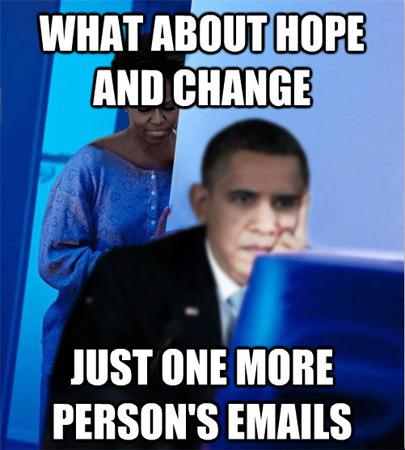 White House Internet Husband