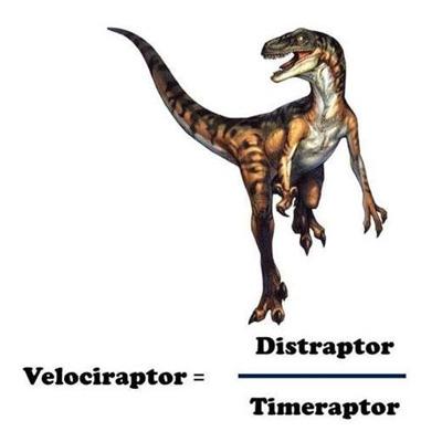 Raptor Physics