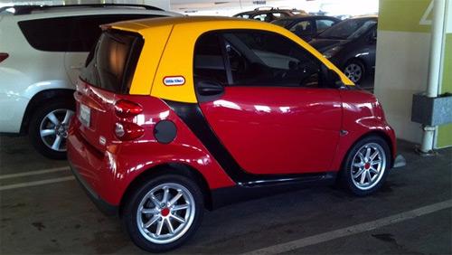 Childhood Enhanced: Smart Car Edition