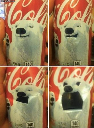Rustling The Jimmies of <i>Coca-Cola</i> Polar Bear