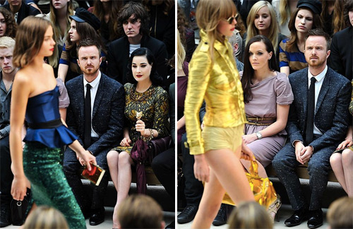 Aaron Paul Is Utterly Confused By Fashion