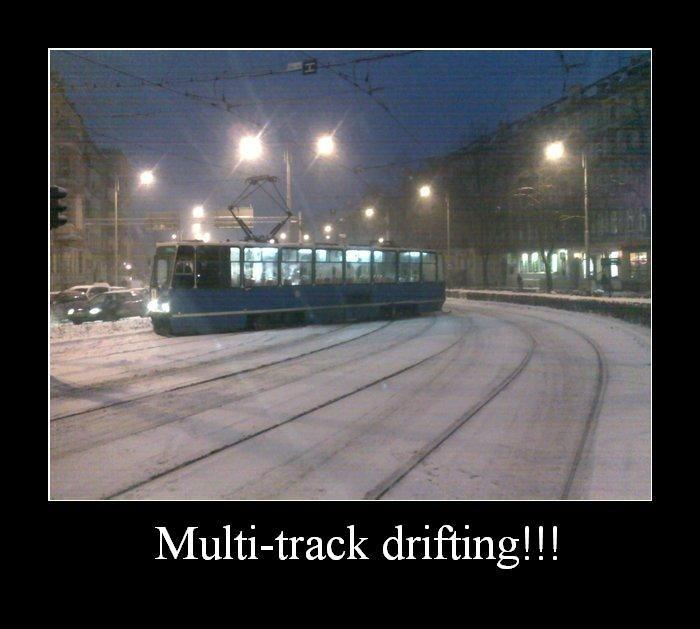 Image 38154 MULTI TRACK DRIFTING Know Your Meme