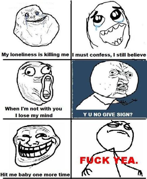 Y U No Meme Face [Image - 82786] | &quo...