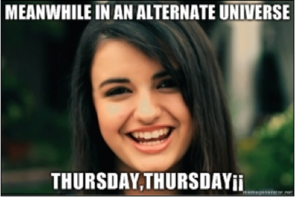 image   107243 rebecca black   friday know your meme
