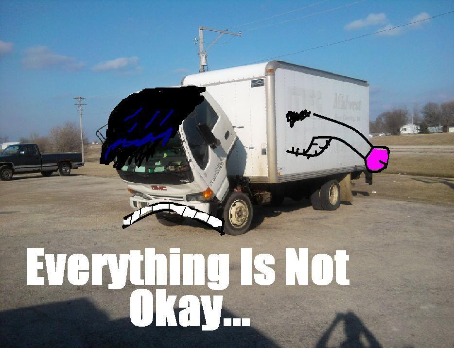 Image 107937 Sad Truck Know Your Meme