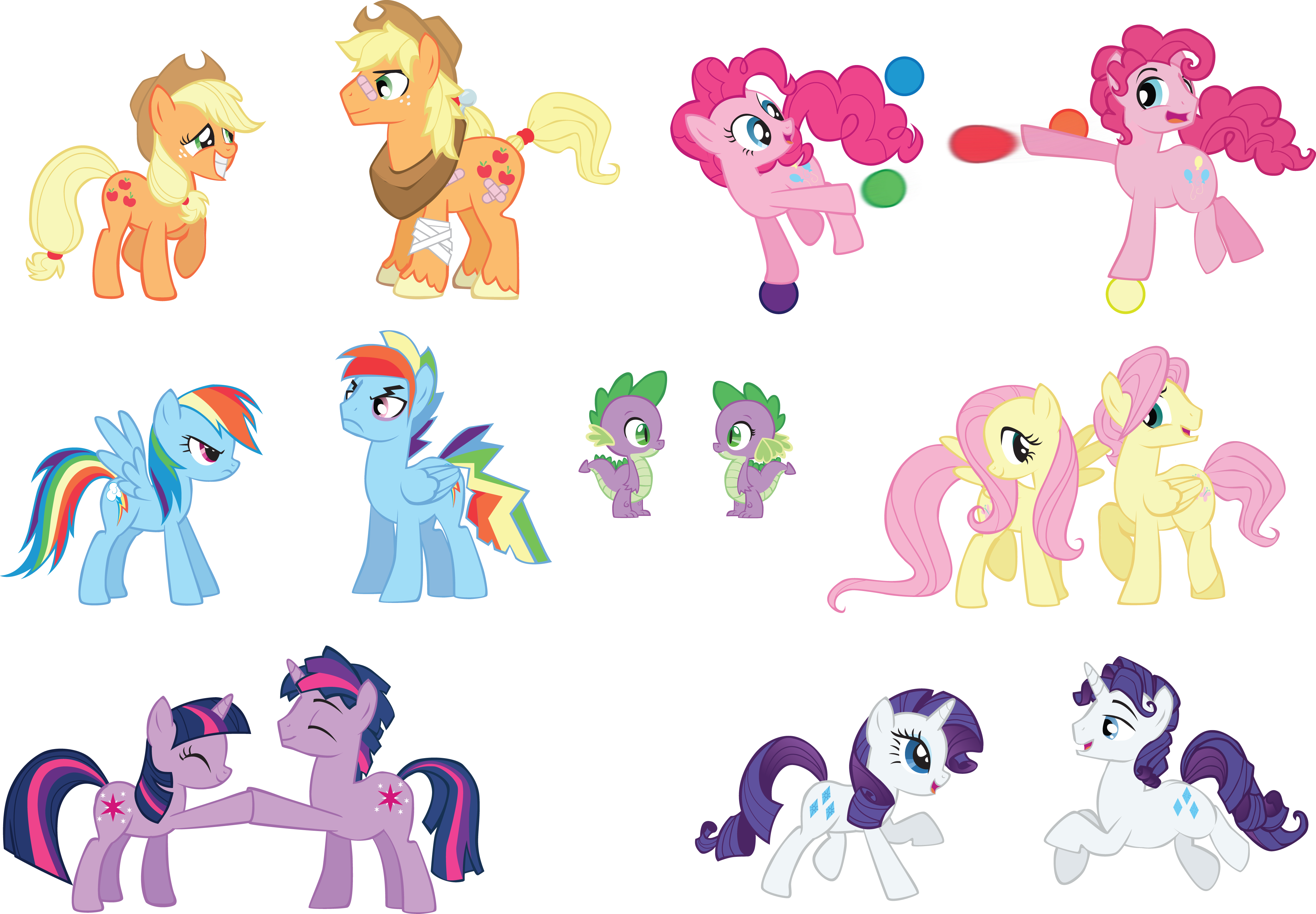 [Image - 175399] | My Little Pony Character Fandom | Know ...