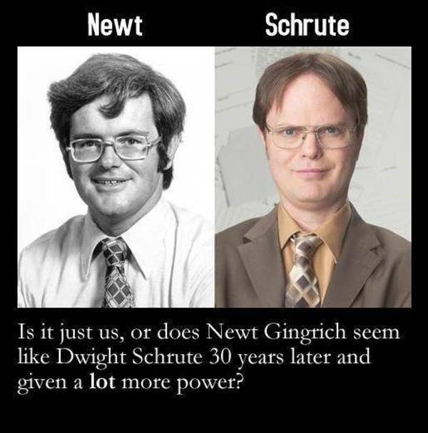 newt gingrich meme