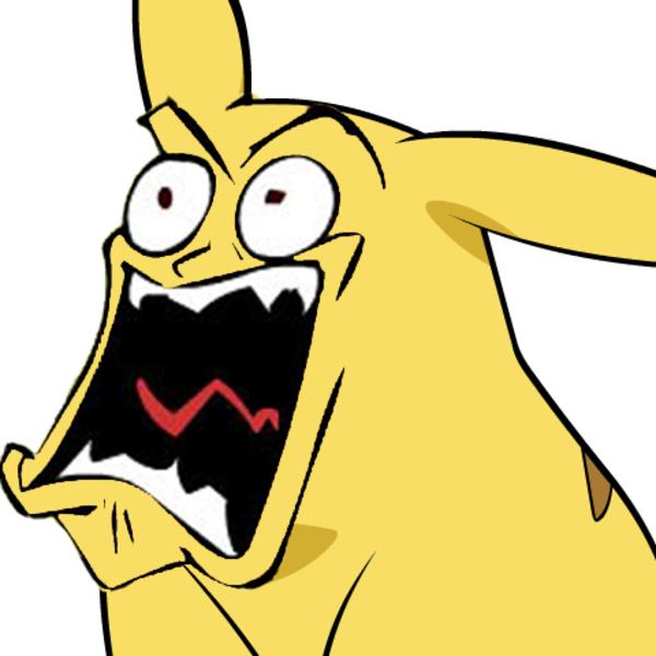 Vagetachu | Give Pikachu a Face | Know Your Meme