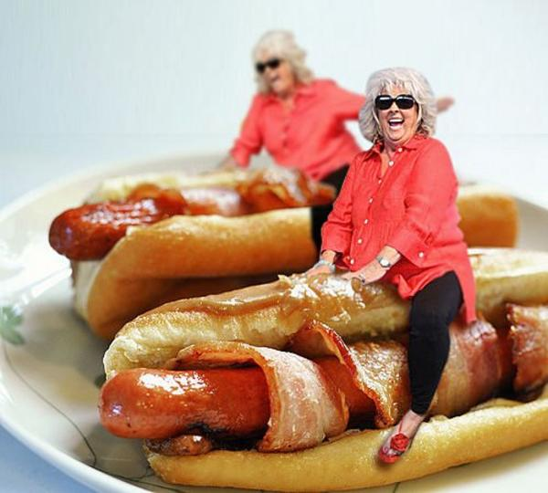 [Image - 311326] | Paula Deen Riding Things | Know Your Meme