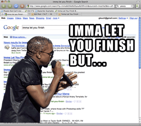 kanye west meme imma let you finish images pictures becuo