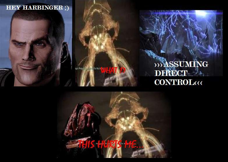 Mass Effect 3 Comics Mass Effect 3 Endings
