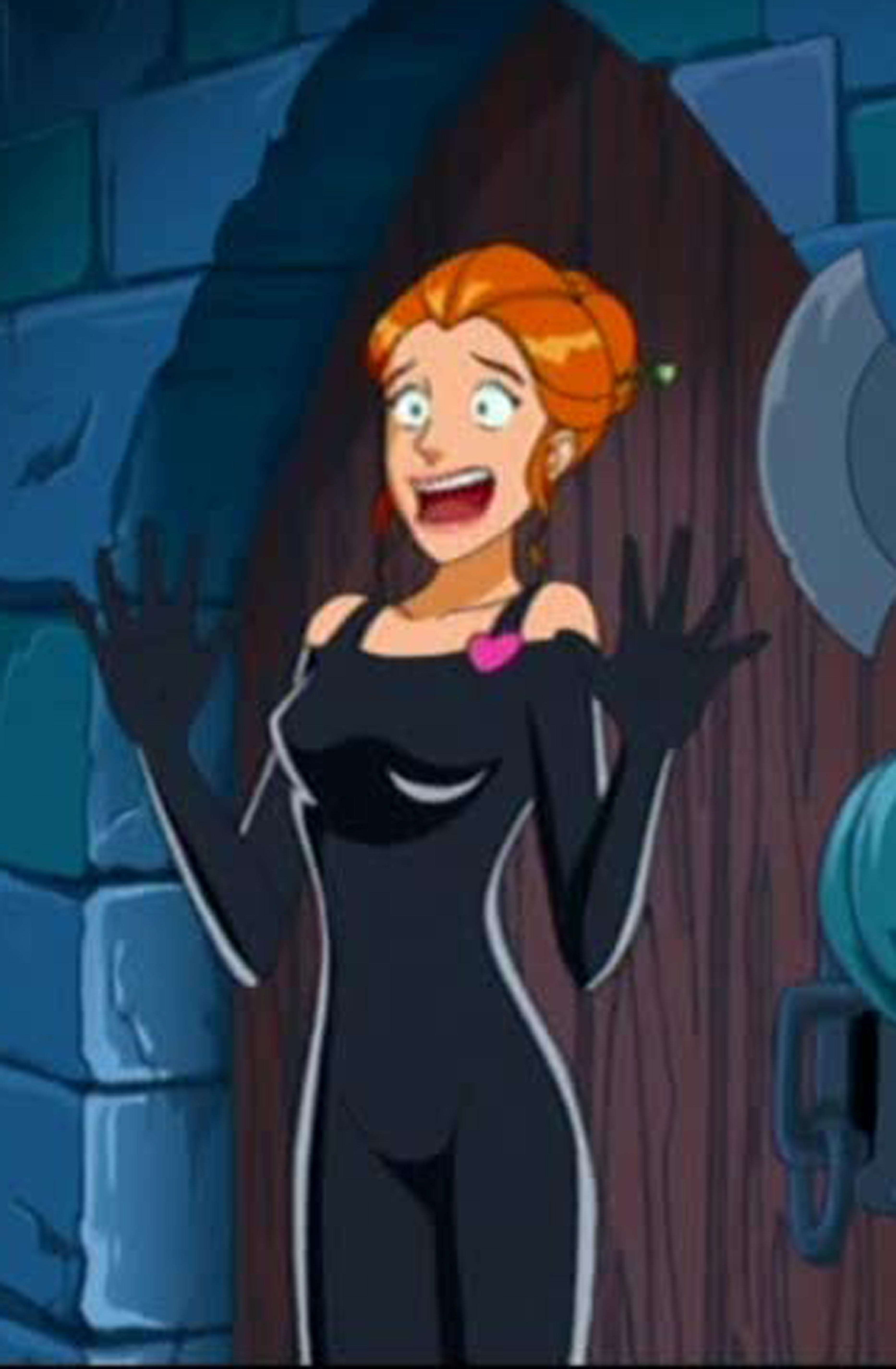 Tori lane and totally spies