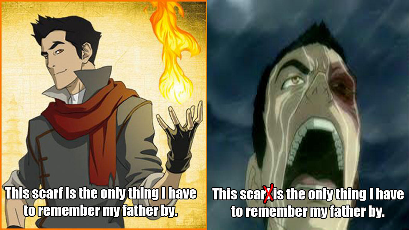 f mako hentai Mako and Zuko's scar/f | Avatar: The Last Airbender / The Legend of Korra | Know Your Meme