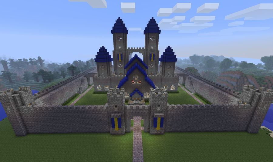 Big castle in minecraft download - Sony acid 70 keygen