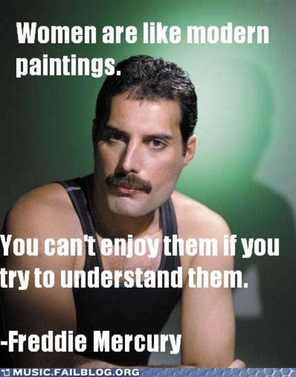 Success Meme Freddie Mercury