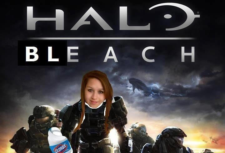 halo bleach amanda todd s death know your meme