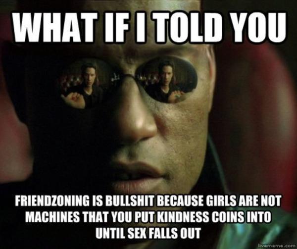 Friend Zone   Know Your Meme