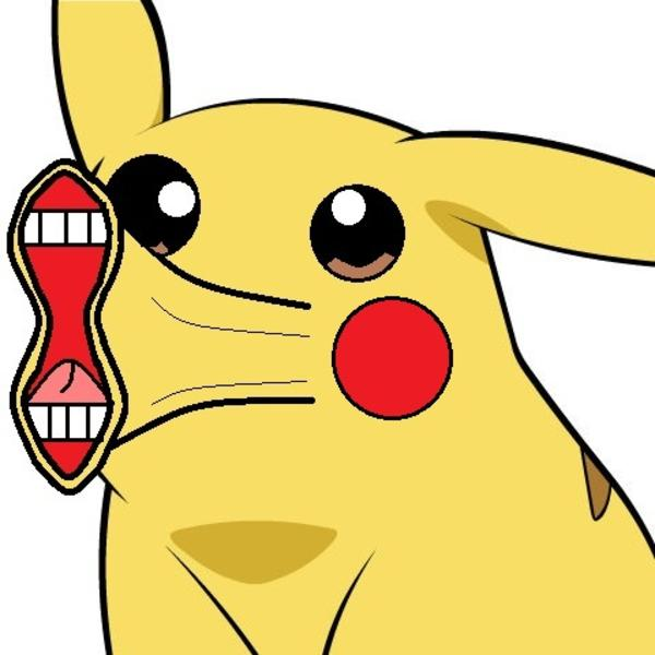 [Image - 440585] | Give Pikachu a Face | Know Your Meme