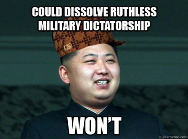 Kim Jong Un Memes Cake