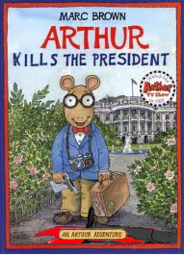 Book Cover Memes ~ Oh arthur children s book cover parodies know your meme