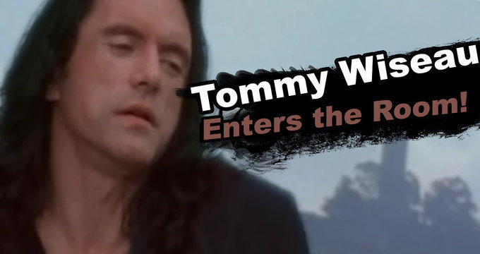 Tommy Wiseau Super Smash Bros 4 Character Announcement