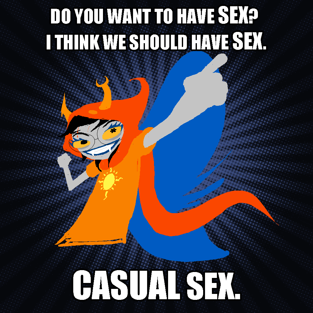 i accept your offer homestuck know your meme