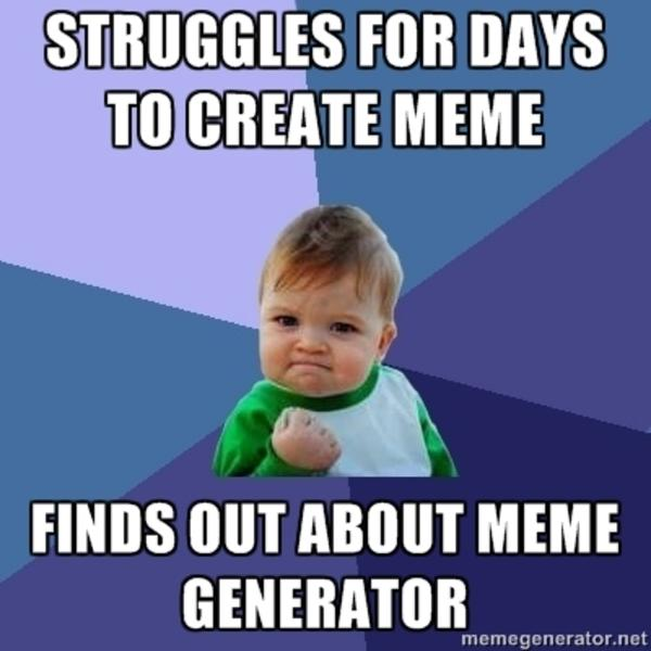 Image - 588962 | Meme Generator | Know Your Meme