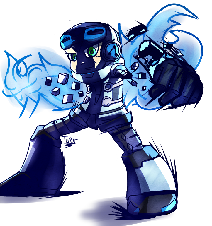 [Image - 601296]   Mighty No. 9   Know Your Meme