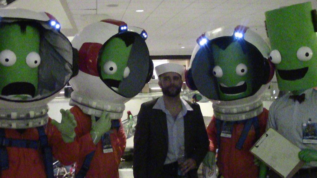 kerbal space program face - photo #43