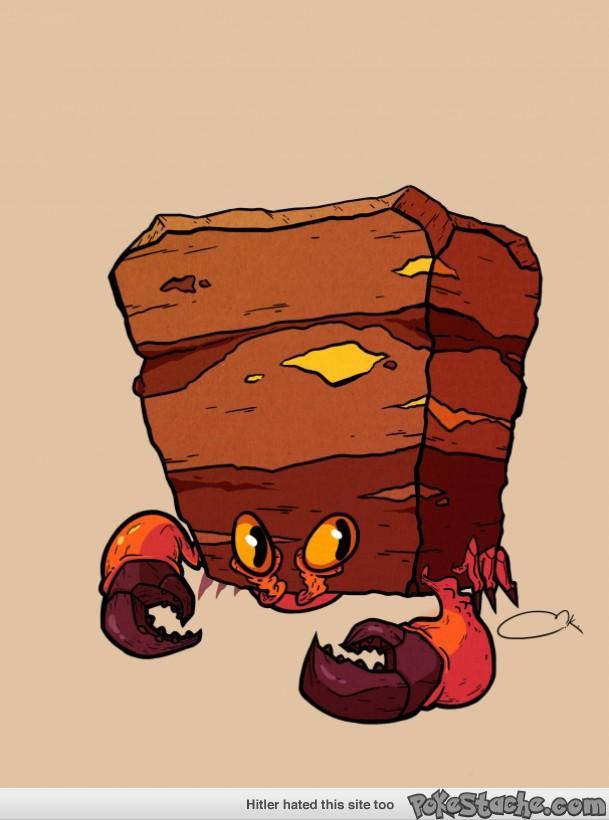 Lasagna Crab Pokemon Know Your Meme