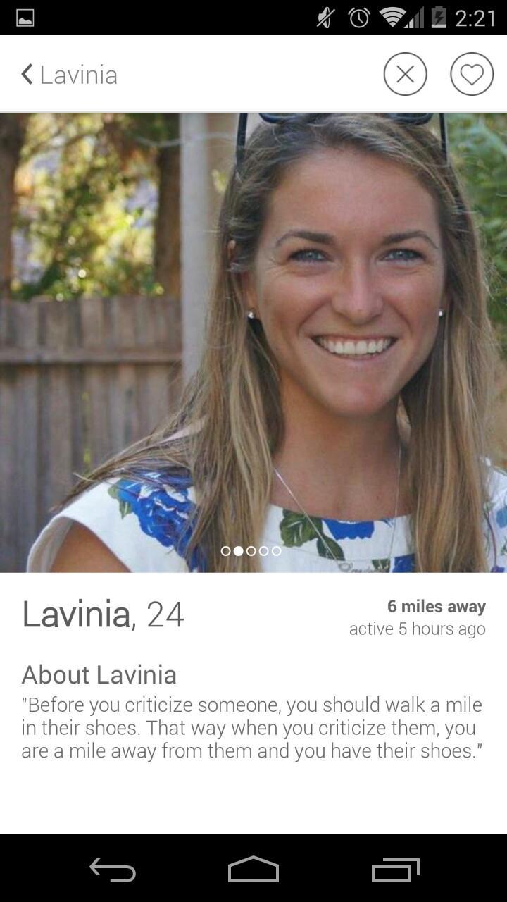 Sample dating profile for fun christian woman