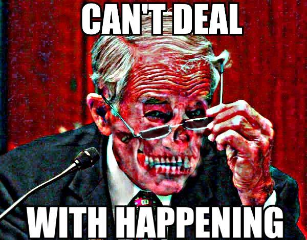 Its happening doom paul