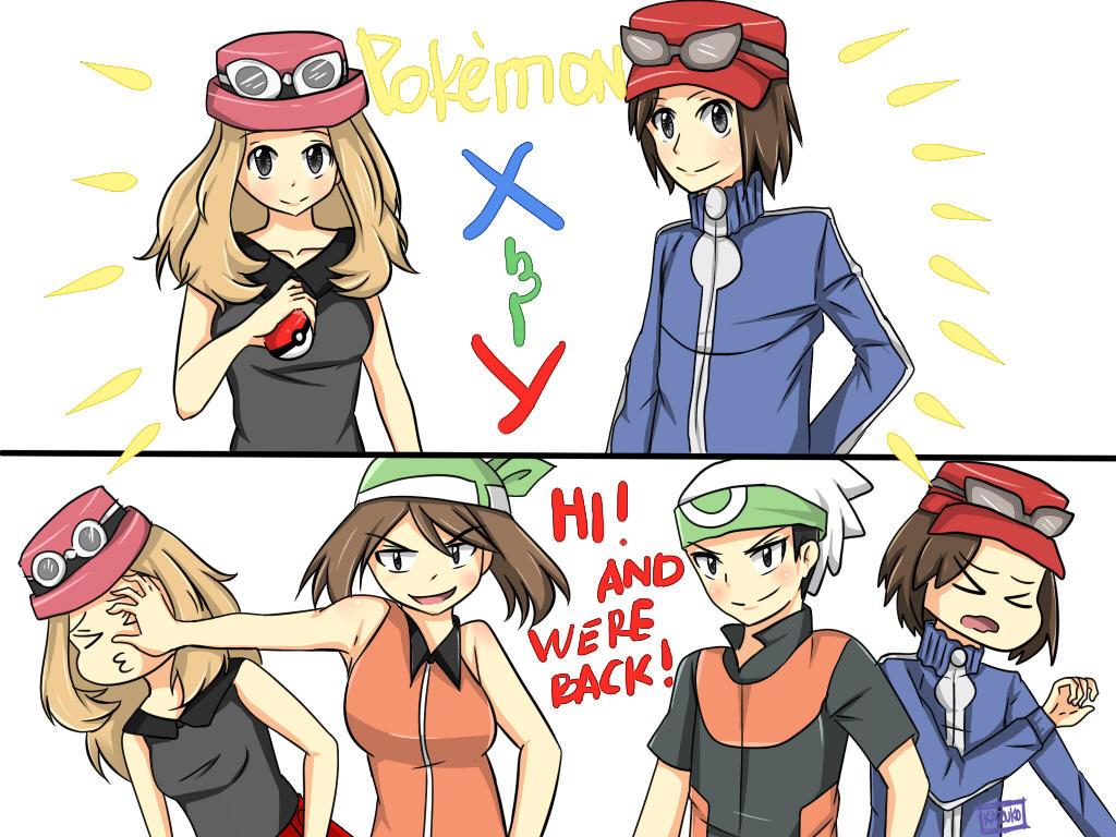 Image 756685 Pokemon Know Your Meme