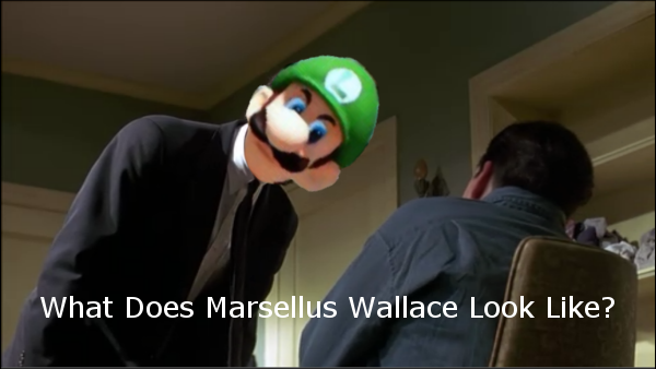 Pulp Fiction Luigi
