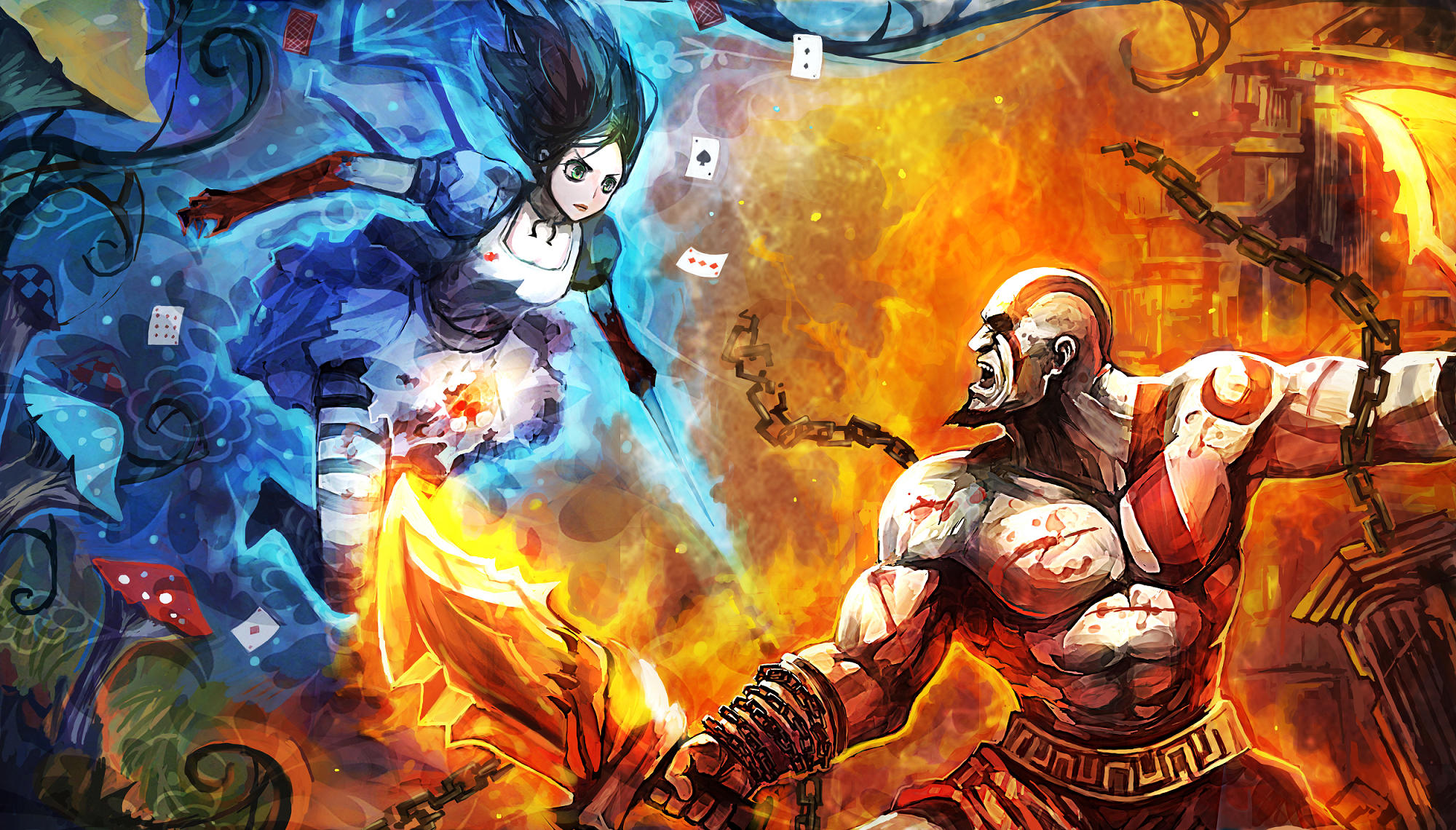 disney hercules vs kratos - photo #13