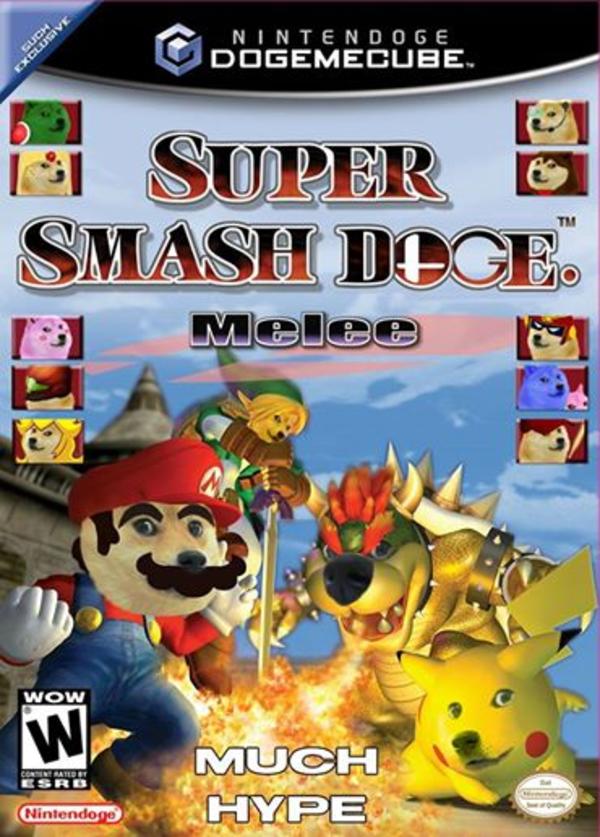Super Smash Doge Melee | Doge | Know Your Meme