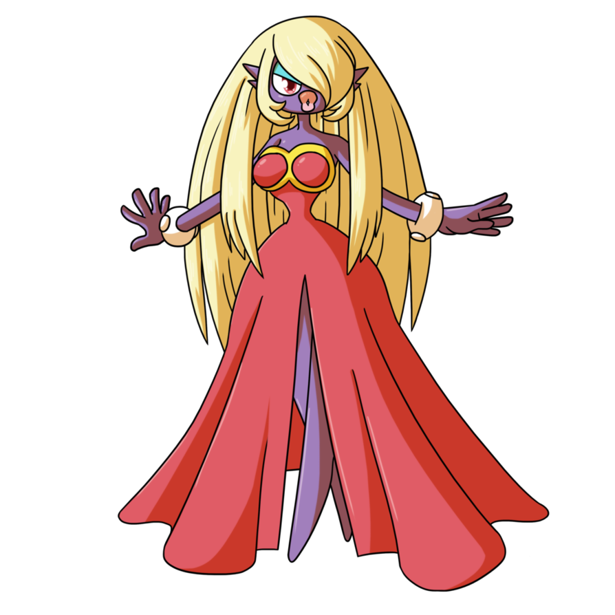 Jynx And Gardevoir Fusion Pokefusion Pokemon Fusion Know Your Meme