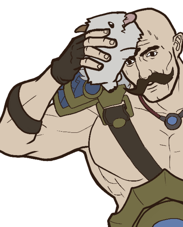 Looking For A Sweating Towel Guy Braum Edition Meme Leagueoflegends