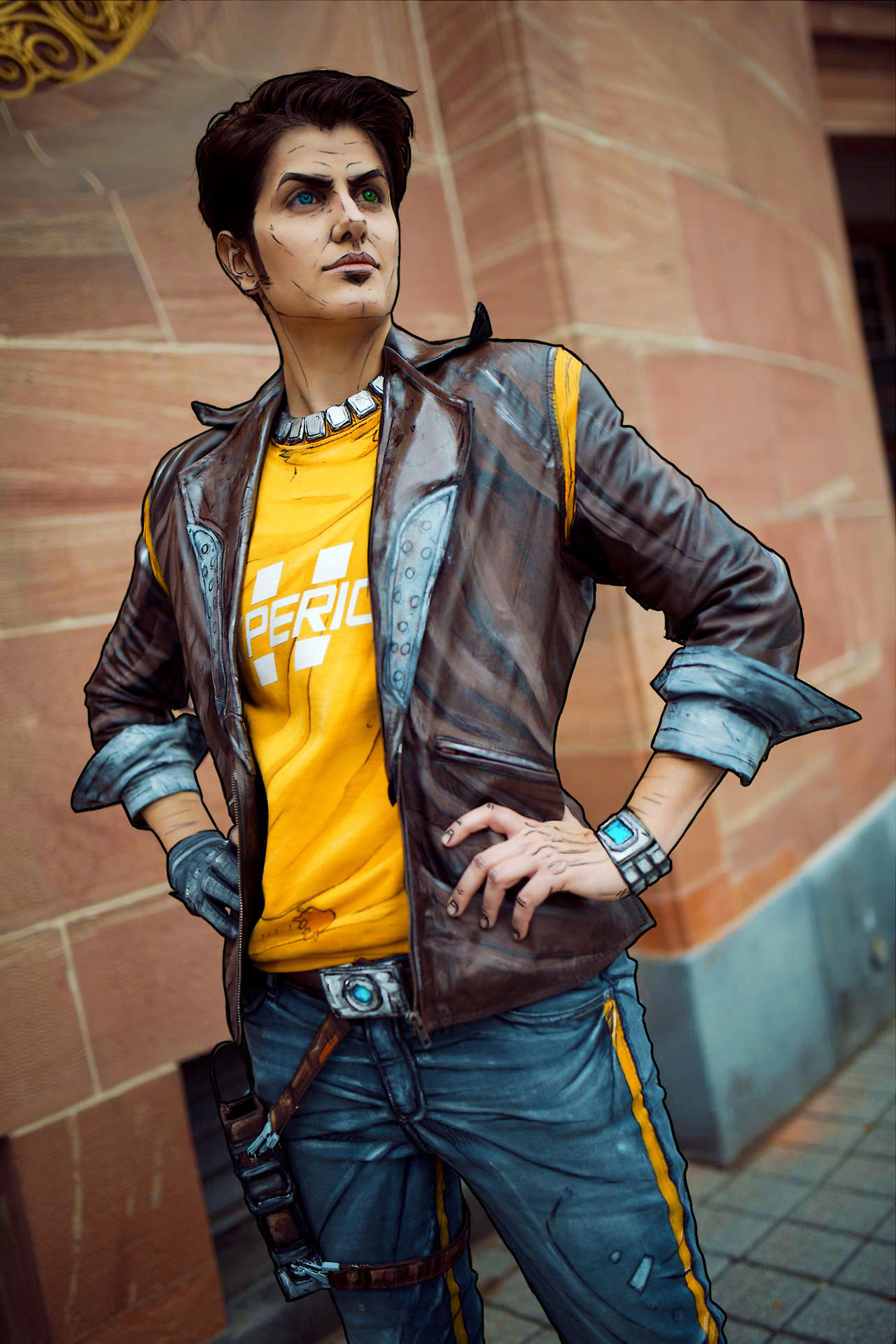 the handsome jack collection how to start borderlands 2
