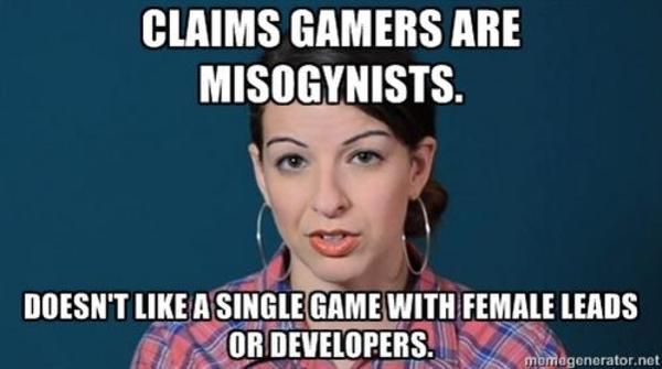 Anita sarkeesian masters thesis proposal