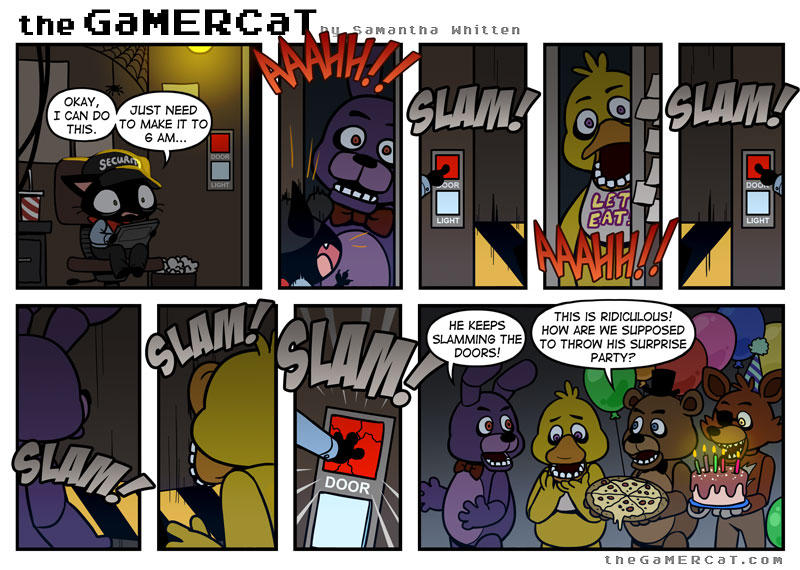 Let s eat five nights at freddy s know your meme