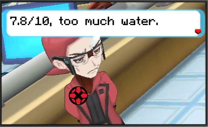 -review written by Maxie, The Team Magma Leader   Too Much ...