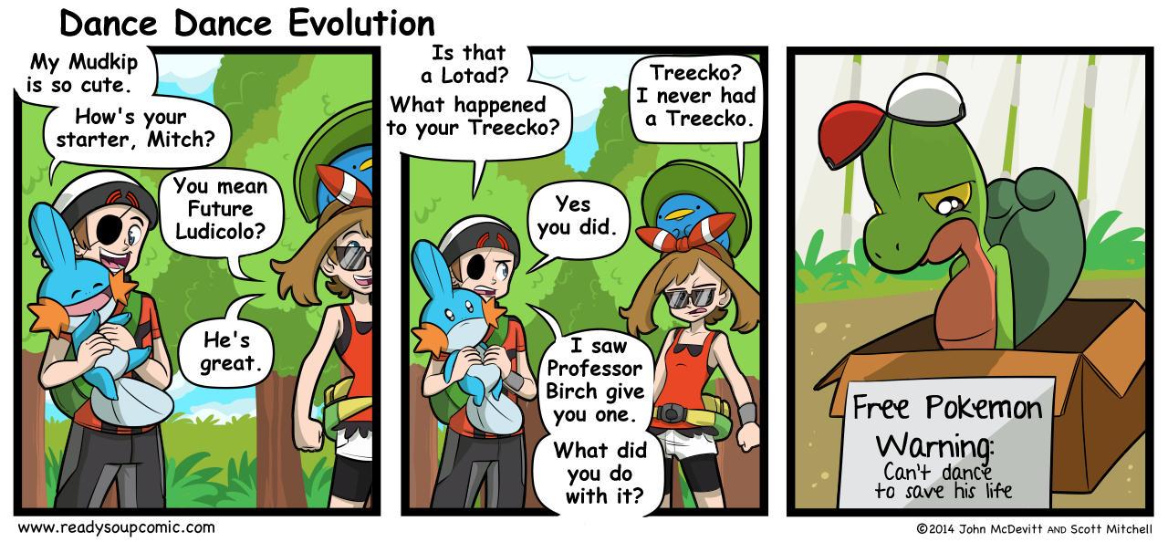 Dance Dance Evolution Pok 233 Mon Know Your Meme