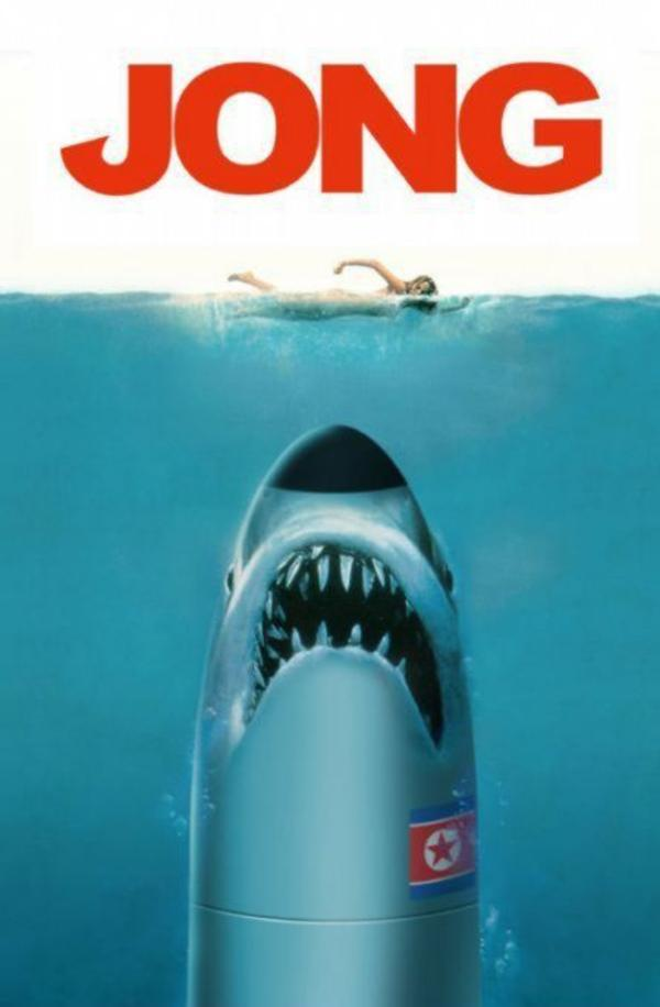 image 876151 jaws poster parodies know your meme. Black Bedroom Furniture Sets. Home Design Ideas