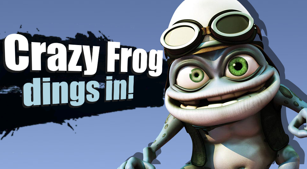 crazy frog dings in