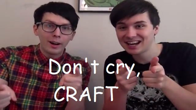 Dont Cry Craft Don T Cry Craft Know Your Meme